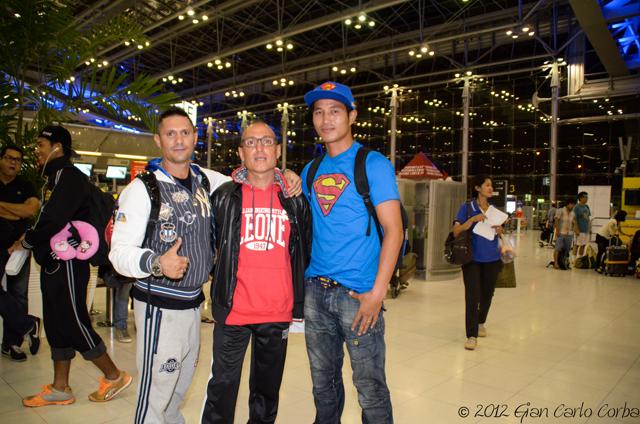 muay thai manager thai fight
