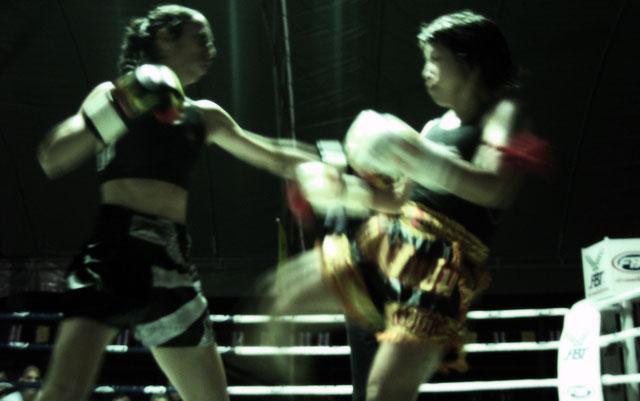 power in Thailand's Muay Thai gyms