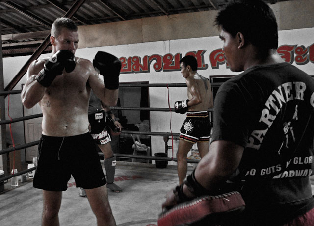 Training In Thailand's Muay Thai Gyms