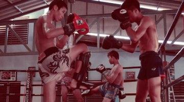 sparring-muay-thai-kiatphontip-gym