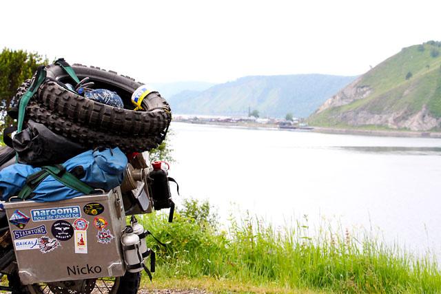 motorcycle trip packing