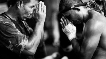 ajahn suchart muay thai fight