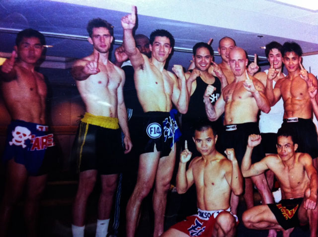 rudi-ott-with-thai-fighters