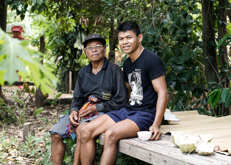 muay thai history