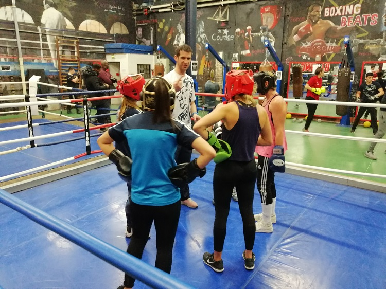 Get Paid to Coach Muay Thai or Boxing in Paris