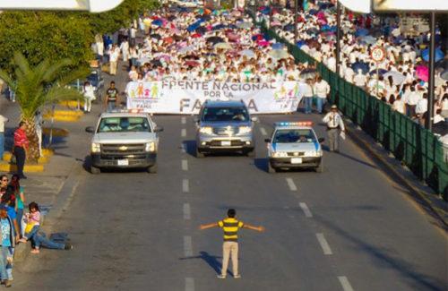 boy-stops-homophobic-march