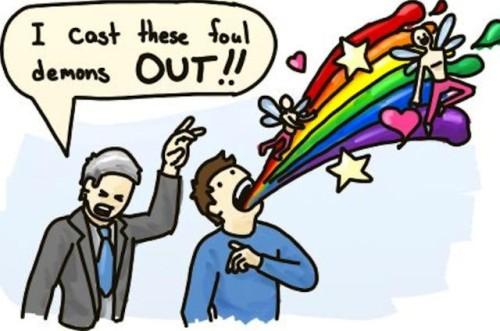 gaydemons