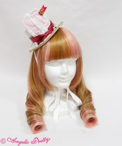 Angelic Pretty Merry Bunny Hat Ivory