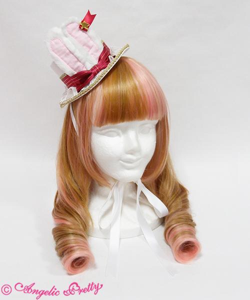 Angelic Pretty Merry Bunny Hat Ivory