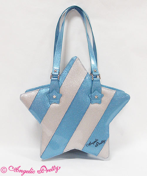 Angelic Pretty Shooting Star Bag Blue