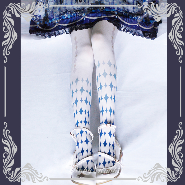 Ruby Rabbit Alice Original Tights