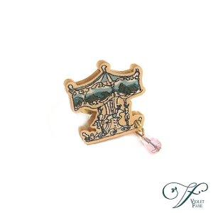 Violet Fane DayDream Carousel Ring