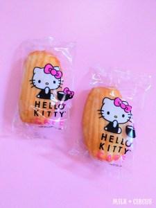 Hello Kitty Madeleines