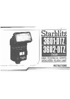 Starblitz 3601 dtz manual