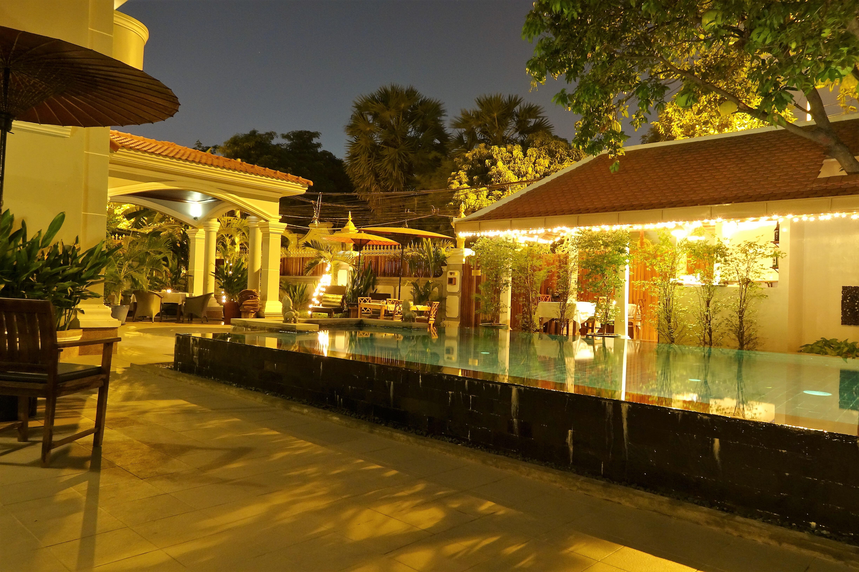 l'hôtel à Phnom Penh