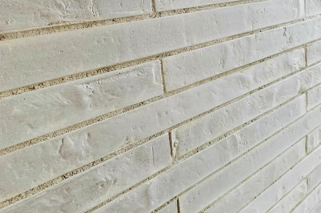 LONG - plytka MILKE - kolor biel skalna