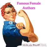 Famous Female Authors (and Poets)