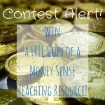 WIN: FREE Money-Sense Book!