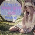 Back to School Reading Blues: 5 Ways to Keep Your Kids Reading