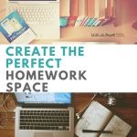 Create the Best Homework Space in 5 Easy Steps