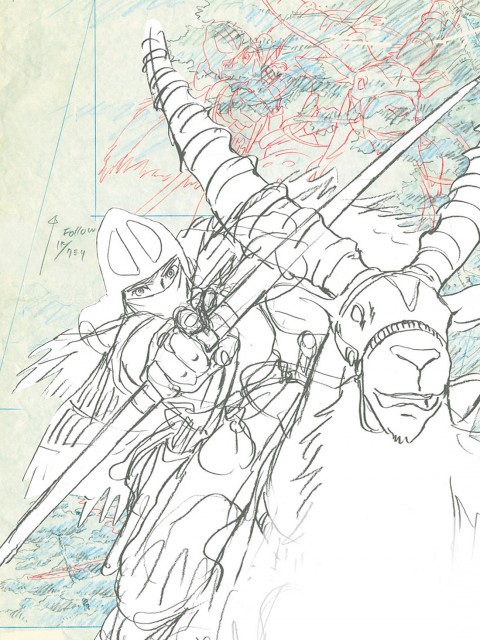 Exposition Dessins Du Studio Ghibli : exposition, dessins, studio, ghibli, Dessins, Studio, Ghibli