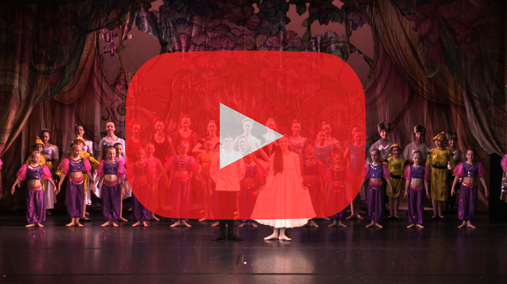 A photo of a Ballet Performance filmed by MGB Productions