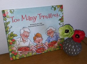 Too Many Tomatoes Book