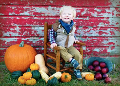 Fall Photo Shoot