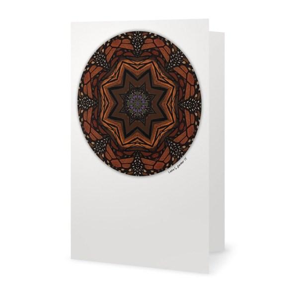 Monarch Dreams Note Card