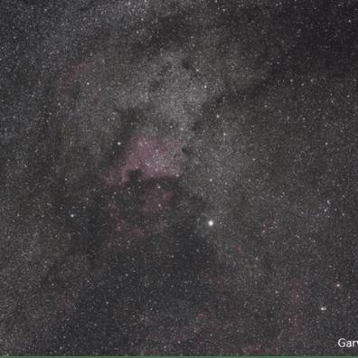 GAB North American Nebula