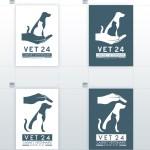 Création logo vétérinaire à domicile