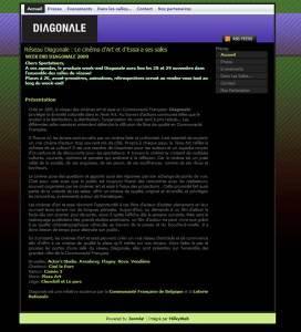 Réseau Diagonale