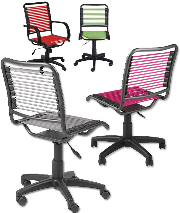 bungee cord office chair bean bag refill canada home ideas   millandleafblog
