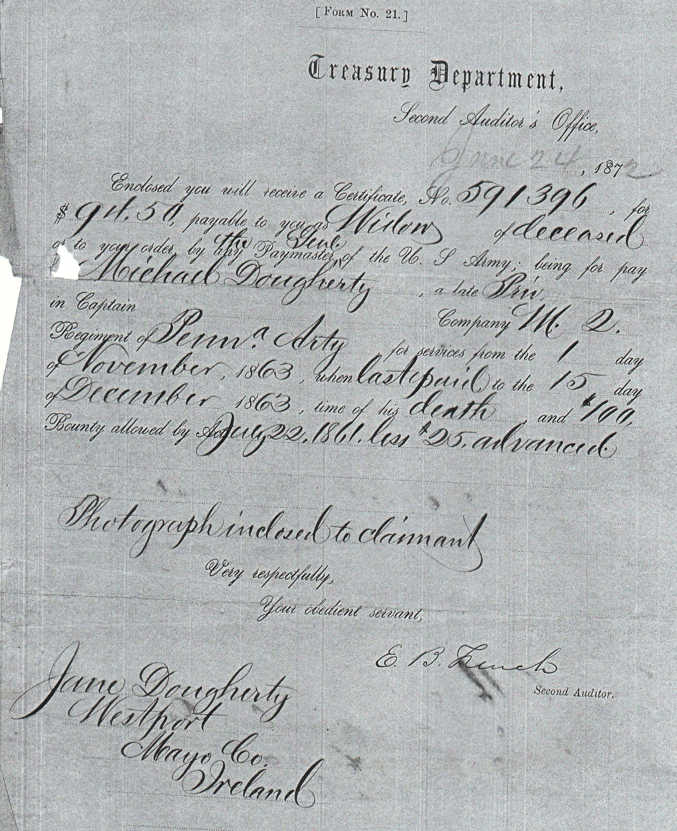 December 15, 1863