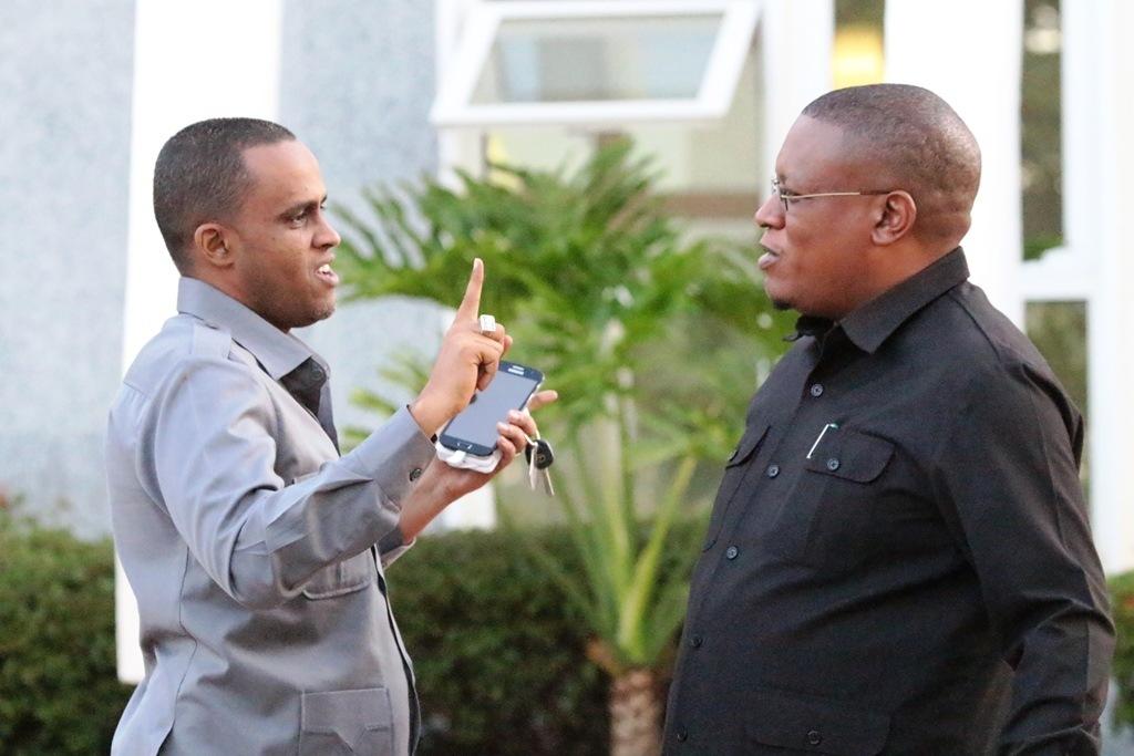Ujumbe wa Hussein Bashe kwa Waziri Nape baada ya ripoti kumuhusu Makonda