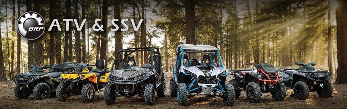 ATV Vehículos agrícolas Quads en Lugo