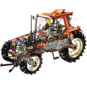 Tractores y Maquinaria Agrícola en Lugo