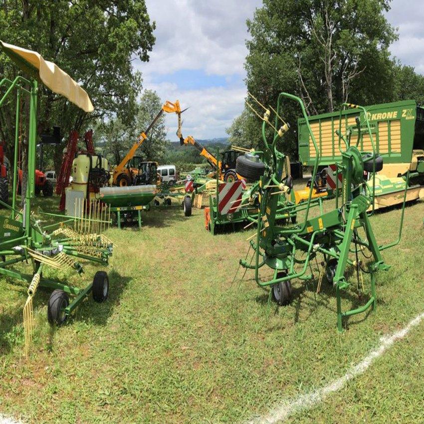 Feria de Maquinaria agrícola y Jardinería