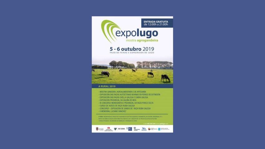 Este fin de semana se celebra Expolugo A Rural 1920