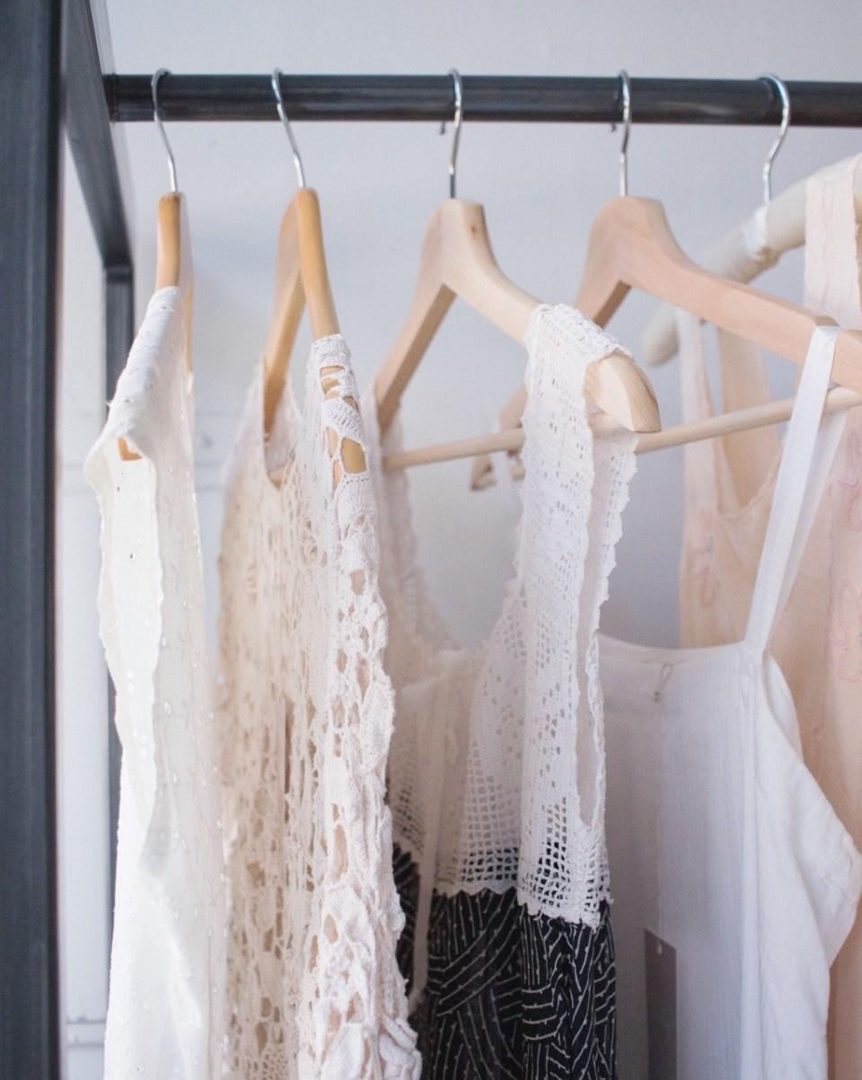 How (and Why) I Rotate My Closet Seasonally - Millay Studio