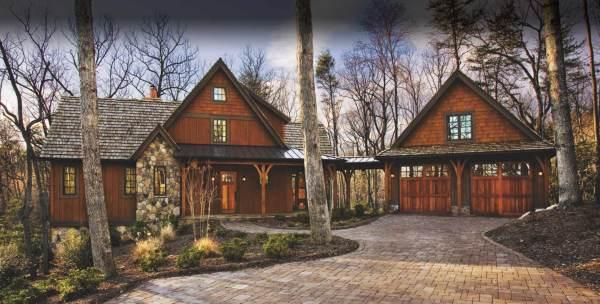 Homes Mill Creek Post & Beam Company