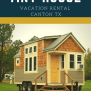 Tiny House Rentals Archives Rv Park Canton Tx Cabin