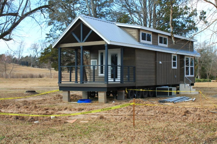 The Process Of Building Cabins In Texas With Mill Creek