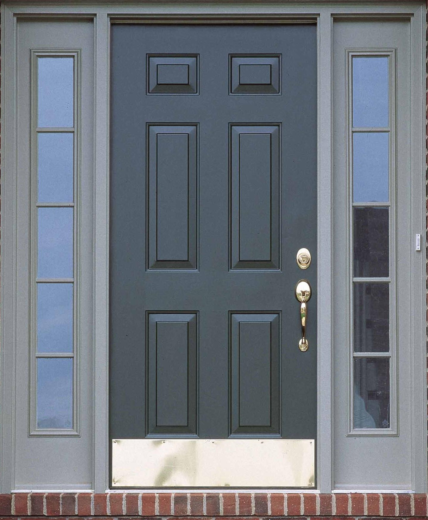 PREMIUM STEEL ENTRY DOORS