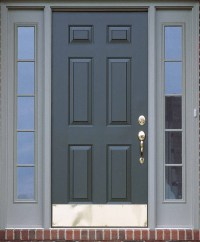PREMIUM STEEL ENTRY DOORS