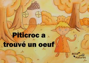 Album pour enfant sur la nature