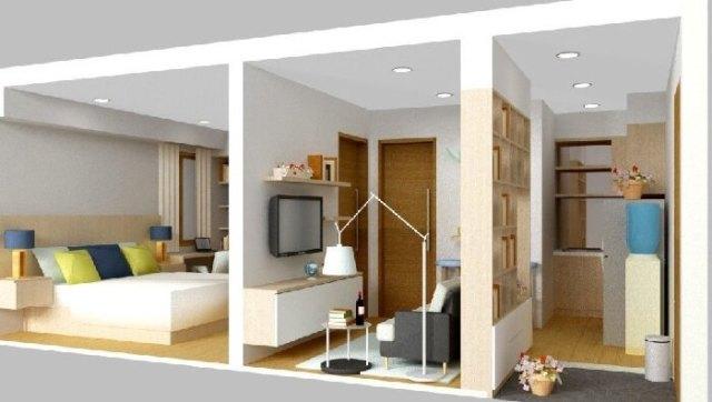 Menata Interior Ruang Tamu dan Ruang Keluarga