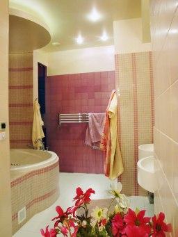 Дизайн интерьера квартиры. Ванная