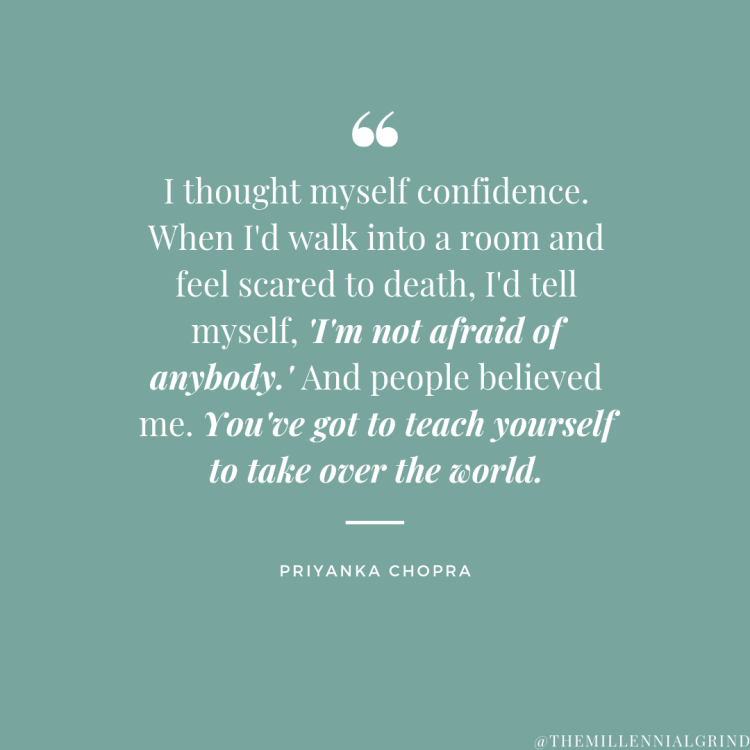 The Confidence Cure