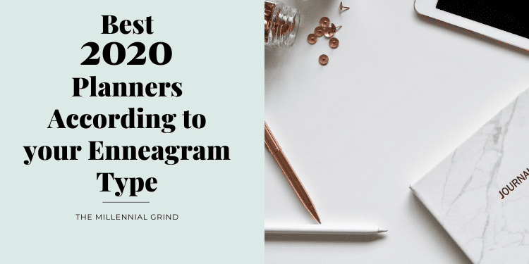 Best Planners for Enneagram Types